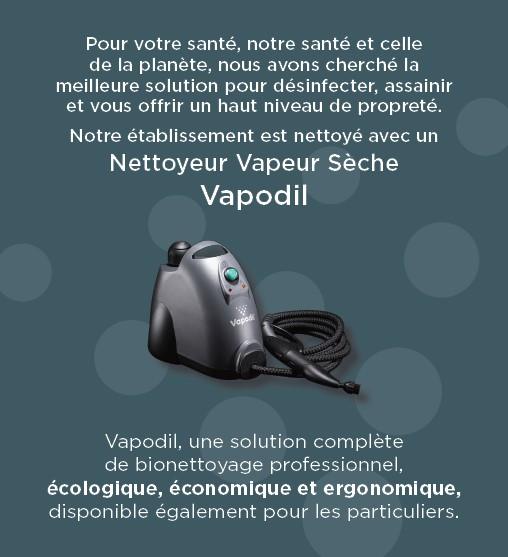 Read more about the article Pour votre santé nous utilisons Vapodil